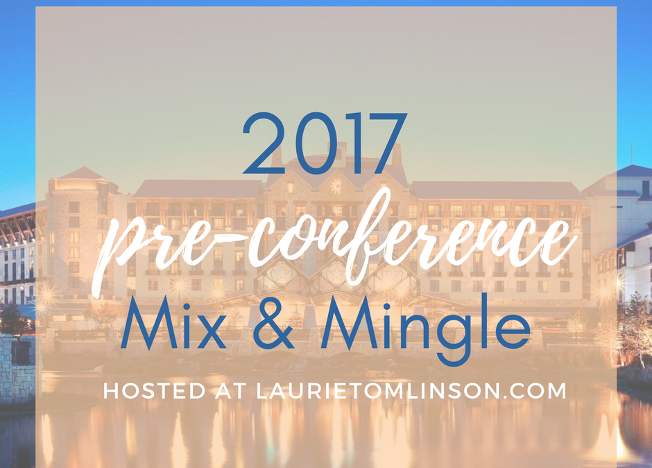 ACFW Conference Mix & Mingle
