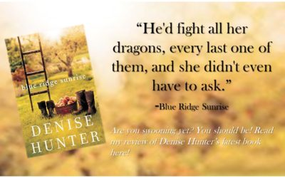 Book Review: Blue Ridge Sunrise by Denise Hunter